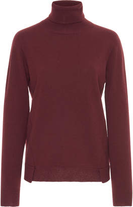 Agnona Eternal Cashmere Fitted Turtleneck