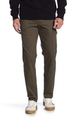Calvin Klein Piece Dye Cotton Stretch Cargo Pants
