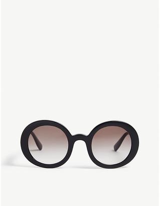Miu Miu Round frame sunglasses