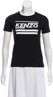 Kenzo Graphic Short Sleeve T-Shirt w/ Tags