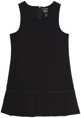 Girls 4-20 French Toast School Uniform Pleated Drop-Waist Jumper