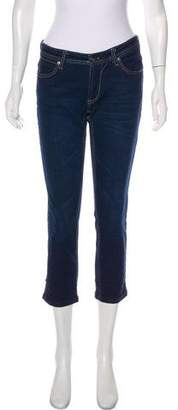 Paper Denim & Cloth Mid-Rise Skinny Jeans