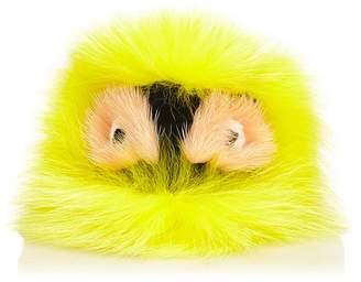 Fendi Vintage Fur Pom-Pom Bag Charm