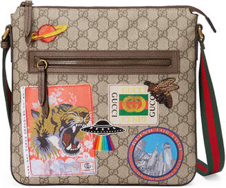 Gucci Courrier soft GG Supreme messenger