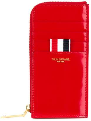 Thom Browne zip around wallet