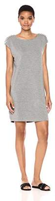 Splendid Women's Rayon Jersey Ribbed Dress