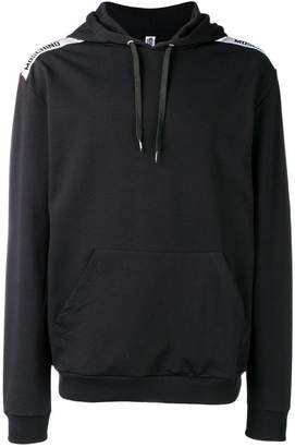 Moschino loose fitted hoodie