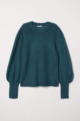 H&M Mohair-blend jumper