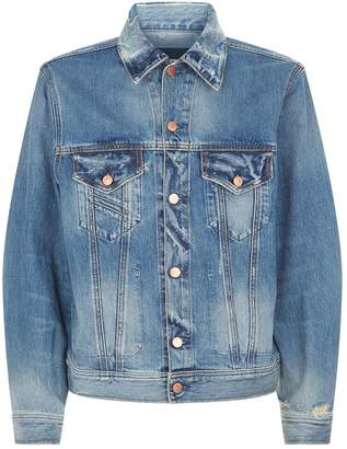Diesel Classic Denim Jacket