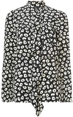 Proenza Schouler Long sleeve ruffle blouse