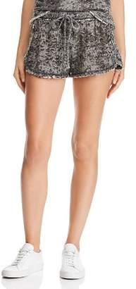 Bella Dahl Textured Drawstring Shorts
