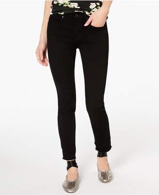Indigo Rein Juniors' Frayed Skinny Jeans