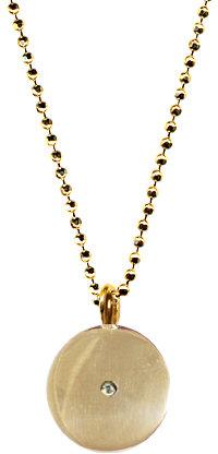 Ariel Gordon Jewelry :: Little Circle Pendant Necklace