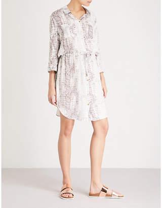 Heidi Klein Alhambra woven shirt dress