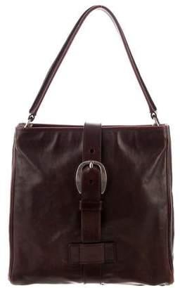 Saint Laurent Vintage Leather Shoulder Bag 3d5afa5e3c019