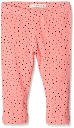 Name It Girl's Nitviviandi AOP Capri Legging Mz Trouser,104