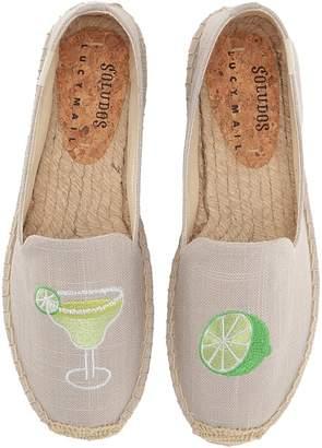 Soludos Margarita Platform Smoking Slipper Women's Slippers