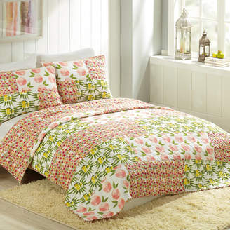 Makers Collective Citrus Flower by Bouffants and Broken Hearts Quilt