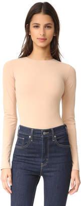 Leroy Alix Skin Thong Bodysuit