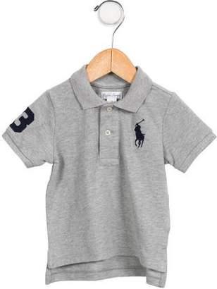 Ralph Lauren Boys' Short Sleeve Shirt w/ Tags