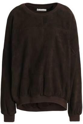 Amanda Wakeley Suede Sweatshirt