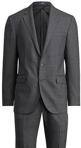 Polo Ralph LaurenPolo Ralph Lauren Polo Pinstripe Wool Suit