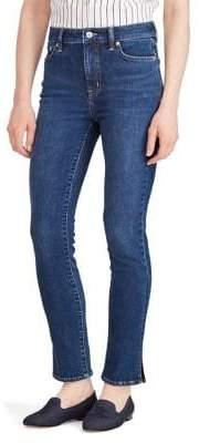 Lauren Ralph Lauren Petite Straight-Fit Ankle Jeans