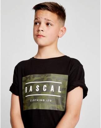 Rascal Excel Logo T-Shirt Junior