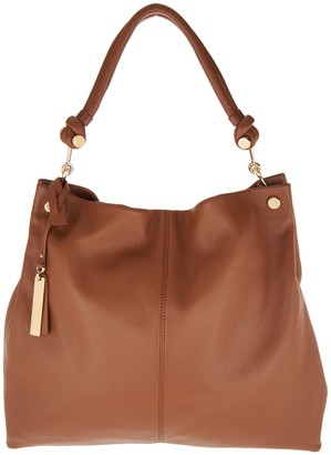 Vince Camuto Leather Hobo Handbag - Ruell