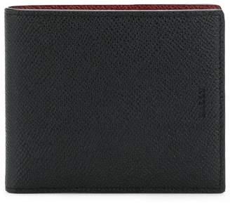 Bally classic flip wallet