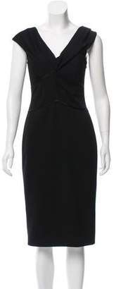 Jason Wu Sleeveless Midi Dress w/ Tags