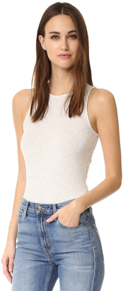 Vince High Neck Tank $65 thestylecure.com