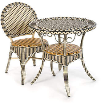 Mackenzie Childs MacKenzie-Childs Courtyard Outdoor Cafe Chair