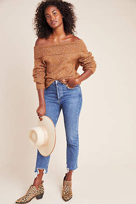 Fred and Sibel Elsie Boat Neck Sweater