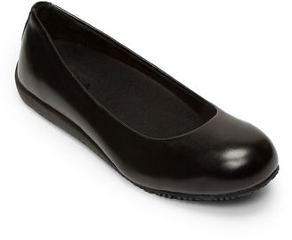 Fila Kimber Slip-Resistant Womens Ballet Flats $60 thestylecure.com