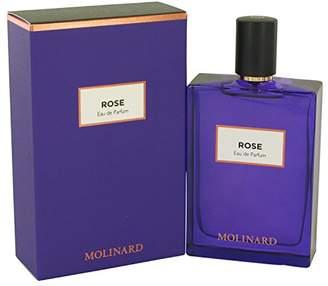 Molinard 1849 Rose by Eau De Parfum Spray (Unisex) 2.5 oz