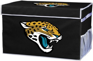Franklin Sports Jacksonville Jaguars Large Collapsible Footlocker Storage Bin