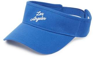 American Needle Los Angeles Board Shorts Visor