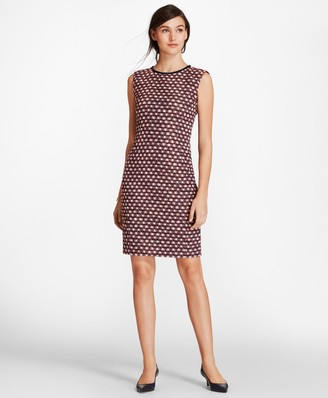Brooks Brothers Tweed Sheath Dress