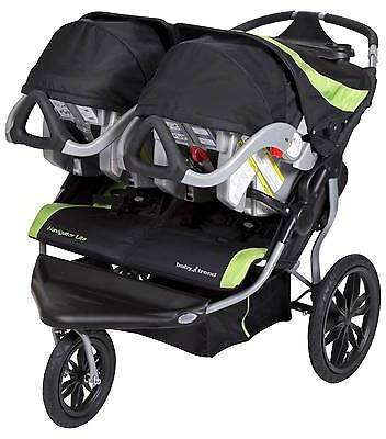 Baby Trend Baby Trend Navigator Lite Double Jogger