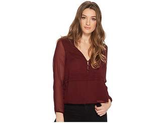 Tavik Ivy Long Sleeve Shirt Women's Clothing