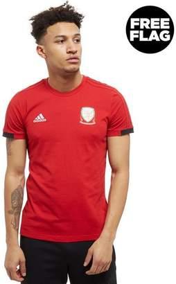 FA Wales 2018/19 T-Shirt