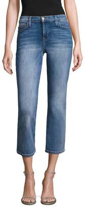 Current/Elliott Current Elliott Cropped-Flair Jean