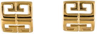 GivenchyGivenchy Logo Stud Earrings