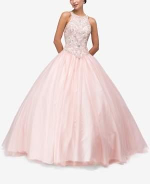 Dancing Queen Juniors' Embellished Gown
