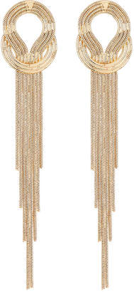 Natasha Accessories Limited Snake Chain Earrings