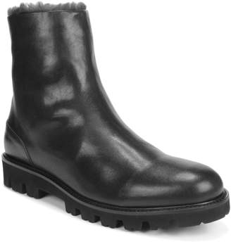 Vince Comrade Genuine Shearling Lined Boot