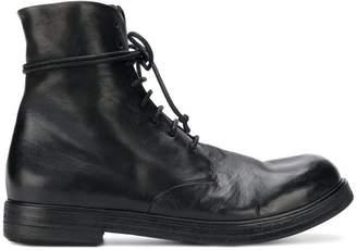 Marsèll lace-up combat boots