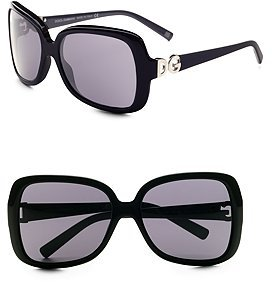 Dolce & Gabbana Logo Square Sunglasses