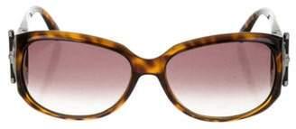 Christian Dior Design 2 Tortoiseshell Sunglasses Brown Design 2 Tortoiseshell Sunglasses